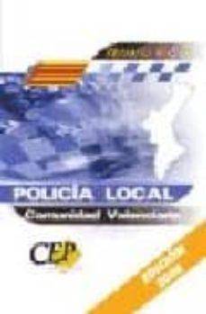 Milanostoriadiunarinascita.it Policia Local De La Comunidad Valenciana (Vol. Ii): Temario Image