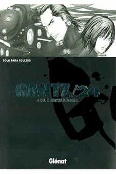 gantz nº 24-oku hiroya-9788483577639