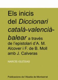 Titantitan.mx Els Inicis Del Diccionari Catala-valencia-balear Image