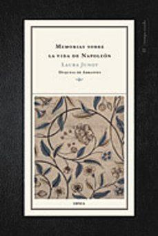 memorias sobre la vida de napoleon-laura junot-9788484324539