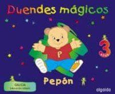 Ojpa.es Duendes Magicos (Galicia): Pepon (3 Años Educacion Infantil)(3 Ca Rpetas) Image