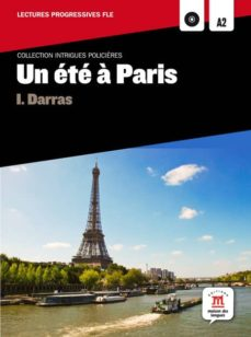 Descarga libros gratis en español. UN ETE A PARIS (COMPREND CD-MP3) (A2)  de I. DARRAS
