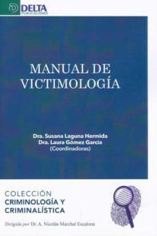 Foro de descarga de ebook italiano MANUAL DE VICTIMOLOGIA en español 9788485699339 CHM PDF ePub de