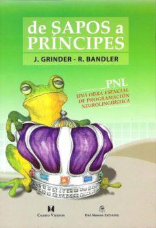 de sapos a principes-john grinder richard-9788489333239