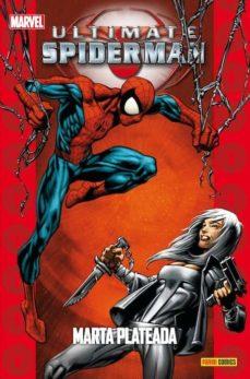 ultimate spiderman 17. marta plateada-brian michael bendis-mark bagley-9788490244739