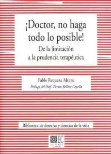 Descarga de la librería DOCTOR, NO HAGA TODO LO POSIBLE! (Literatura española) CHM PDF
