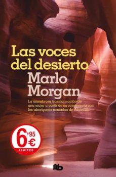 las voces del desierto-marlo morgan-9788490706039