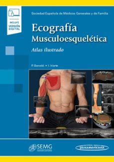Descargar libros electrónicos en pdf google books ECOGRAFIA MUSCULOESQUELETICA: ATLAS ILUSTRADO de