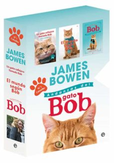 Libros electrónicos gratuitos para descargar en color nook ANDANZAS DEL GATO BOB (Spanish Edition) de JAMES BOWEN