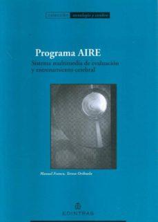 Libros electrónicos gratis para descargarlo PROGRAMA AIRE. SISTEMA MULTIMEDIA DE EVALUACION Y ENTRENAMIENTO C EREBRAL. iBook ePub FB2 in Spanish