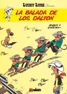 lucky luke. la balada de los dalton (classics)-9788492534739