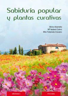 sabiduría popular y plantas curativas (ebook)-silvia akerreta-maria isabel calvo-9788494181139