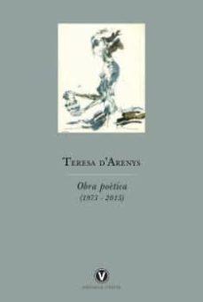 Costosdelaimpunidad.mx Teresa D Arenys Obra Poètica (1973-2015) Image