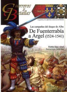 las campañas del duque de alba-ruben saez abad-9788494658839