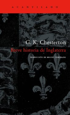 Ironbikepuglia.it Breve Historia De Inglaterra (4ª Ed.) Image
