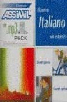 Geekmag.es El Nuevo Italiano Sin Esfuerzo (Pack Mp3) (Libro + 1 Cd Mp3) Image