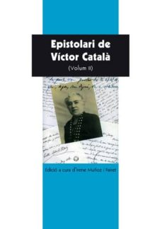 Debatecd.mx Epistolari De Victor Catala (Volum Ii) Image