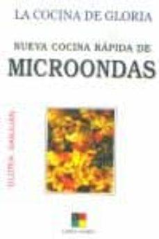 Geekmag.es Nueva Cocina Rapida De Microondas (La Cocina De Gloria) Image