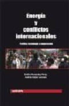 Ojpa.es Energia Y Conflictos Internacionales: Politicos, Tecnologia Y Coo Peracion Image