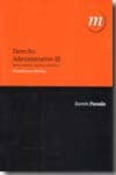 Bressoamisuradi.it Derecho Administrativo Iii: Bienes Publicos. Derecho Urbanistico (12ª Ed) Image