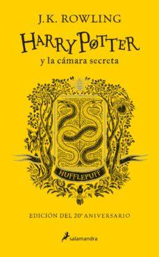 Bressoamisuradi.it Harry Potter Y La Camara Secreta (Hufflepuff - Esp) Image