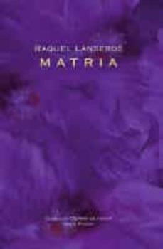 matria-raquel lanseros-9788498952339