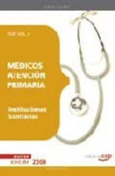 Vinisenzatrucco.it Medicos Atencion Primaria De Instituciones Sanitarias. Test Vol I I Image