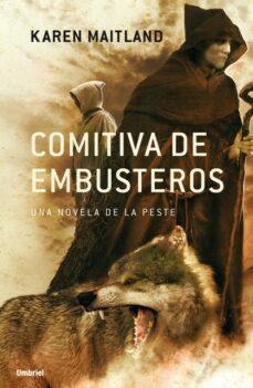 comitiva de embusteros (ebook)-karen maitland-9788499443539