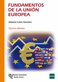 Carreracentenariometro.es Fundamentos De La Unión Europea Image