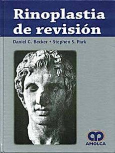 Descargar libros nuevos RINOPLASTIA DE REVISION in Spanish