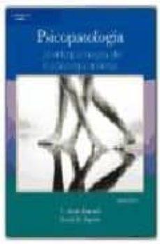 Inmaswan.es Psicopatologia: Un Enfoque Integral De La Psicologia Anormal Image