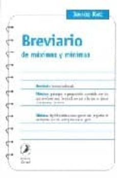 Comercioslatinos.es Breviario De Maximas Y Minimas Image