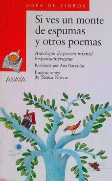Permacultivo.es Si Ves Un Monte De Espumas Y Otros Poemas Image