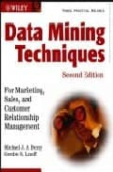 data mining techniques (2nd ed.)-michael j. berry-gordon s. linoff-9780471470649