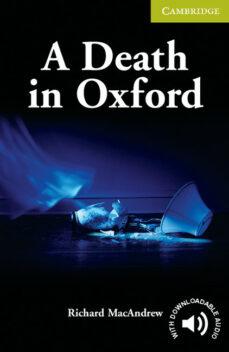 IPad atrapado descargando libro A DEATH IN OXFORD