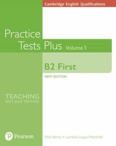 Descargas ebooks ipad CAMBRIDGE ENGLISH: FIRST PRACTICE TESTS PLUS ePub CHM de  (Spanish Edition) 9781292208749