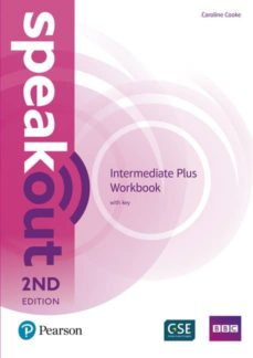 Descarga gratuita de libros epub para móvil SPEAKOUT INTERMEDIATE PLUS 2ND EDITION WORKBOOK WITH KEY ED 2018 9781292212449
