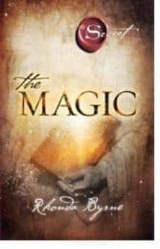 the magic-rhonda byrne-9781451673449