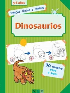 Carreracentenariometro.es Dinosaurios (Dibujo Paso A Paso) Image