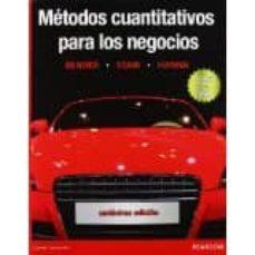 Followusmedia.es Métodos Cuantitativos Para Los Negocios 11 Ed. Image