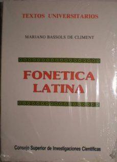 Eldeportedealbacete.es Fonetica Latina (8ª Ed.) Image