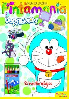 Curiouscongress.es Doraemon. Pintamania Lapices De Colores: El Bolsillo 4d Image