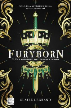 Amazon descargar libros de audio FURYBORN 2. EL LABERINTO DEL FUEGO ETERNO  de CLAIRE LE GRAND (Spanish Edition)