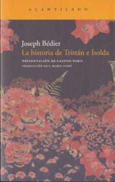 Descargador de libros para android LA HISTORIA DE TRISTAN E ISOLDA (Literatura española)