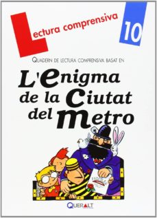 Ironbikepuglia.it Enigma De La Ciutat Del Metro,lquadern De Lectura Comprensiva 10 Image