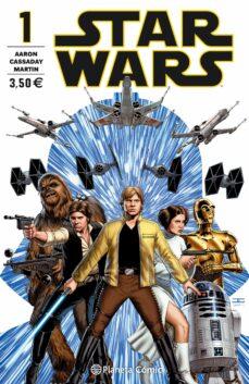star wars nº 1 (estandar)-jason aaron-9788416308149