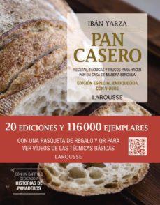 pan casero (edición especial)-iban yarza-9788416368549