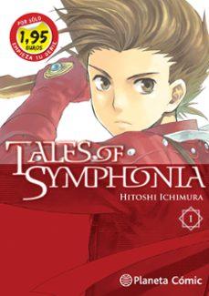 ps tales of symphonia nº01-hitoshi ichimura-9788416767649