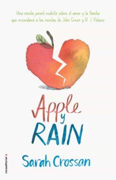apple y rain (ebook)-sarah crossan-9788417167349