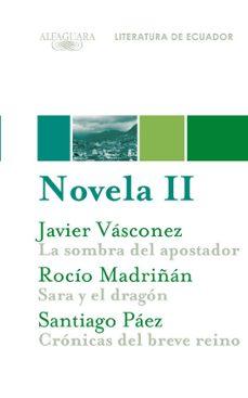 novela 2-javier vasconez-9788420423449